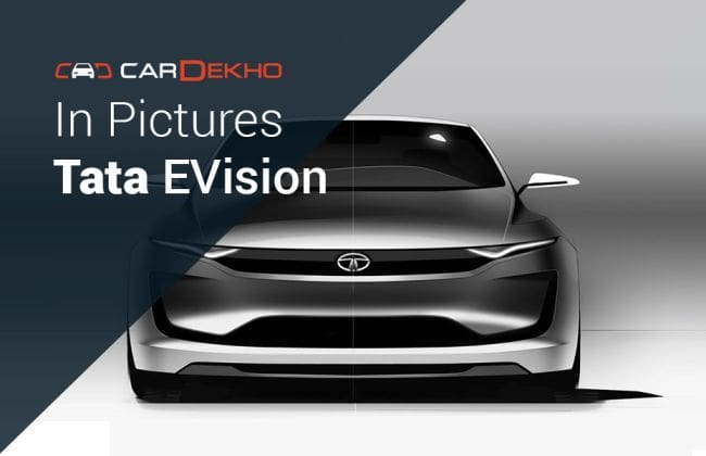 Tata Evision Electric Car Concept In Pictures Cardekho Com