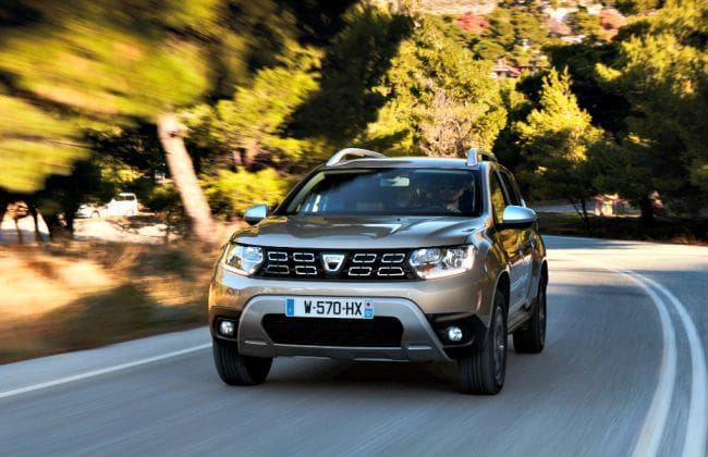 New Renault Duster To Get More Powerful 1 5-litre Blue dCi