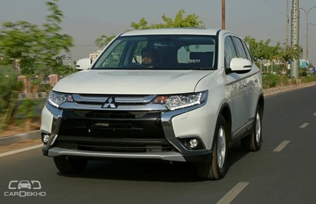 New Mitsubishi Outlander Launched; Rivals Skoda Kodiaq, Honda CR-V