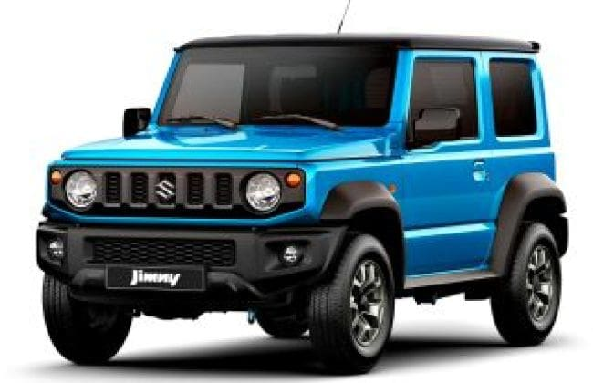Suzuki Jimny Prices And Details Leaked; July Launch For