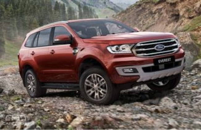 2019 Ford Endeavour (Everest) Launched In Thailand, Gets