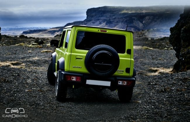 2019 Suzuki Jimny: Official Images Of Gypsy Successor