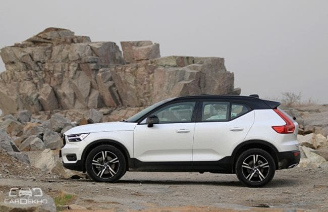volvo xc40 breezes through euro ncap tests. Black Bedroom Furniture Sets. Home Design Ideas