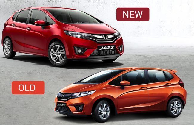 Honda Jazz Old vs New: Major Differences | CarDekho com