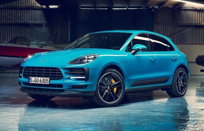 My Renault App >> India-Bound 2019 Porsche Macan Facelift Unveiled; Will Rival Audi Q7, BMW X5 & More | CarDekho.com