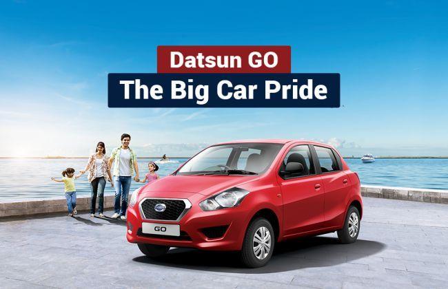 Datsun GO: The Big Car Pride