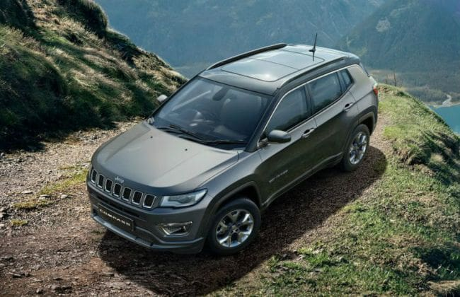 Bookings Open: Jeep Compass Limited Plus With Sunroof Coming