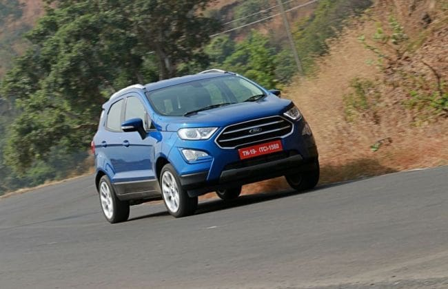 Image Result For Ford Ecosport On Road Price In Kolkata