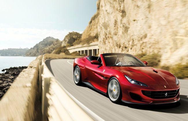 Ferrari Portofino Launched In India At Rs 3 5 Crore Cardekho Com