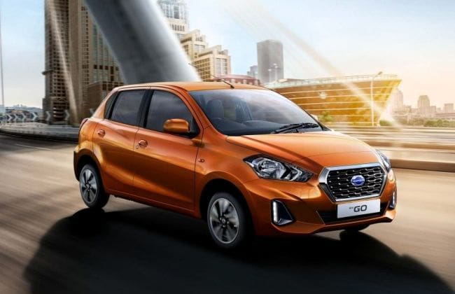 2018 Datsun GO: Drive In The Next Generation