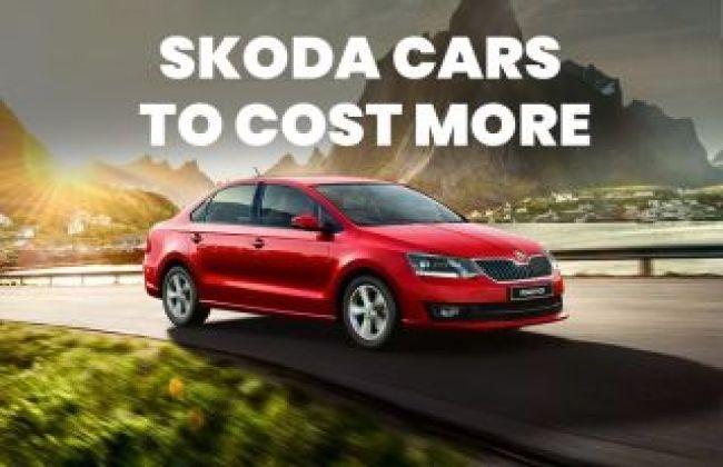 Skoda Cars To Cost More From 1 January 2019 | CarDekho.com