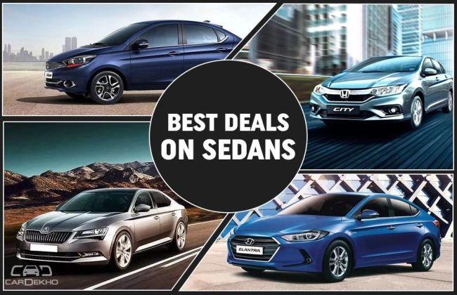 december car discounts get best year end offers on tata tigor honda city skoda superb more. Black Bedroom Furniture Sets. Home Design Ideas