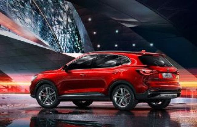 Used Car Valuation >> MG Electric SUV Coming By April 2020, Third SUV Launch By ...