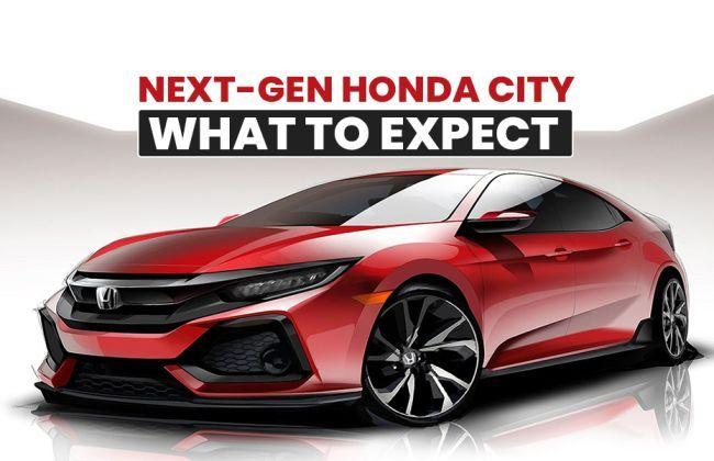 Next-Gen Honda City 2020: What To Expect | CarDekho.com
