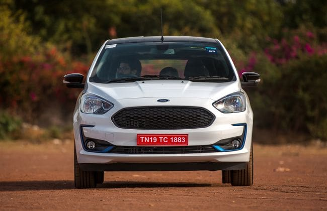 Ford Aspire Blu Launch Expected Soon | CarDekho.com