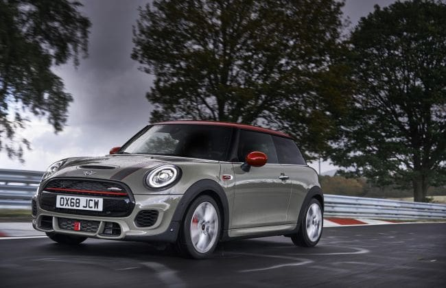 Mini 3-Door John Cooper Works Launched In India At Rs 43 5