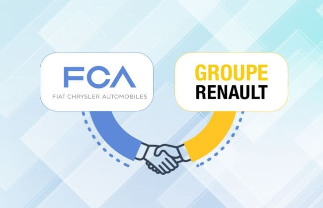 FCA, Renault To Join Hands Soon?