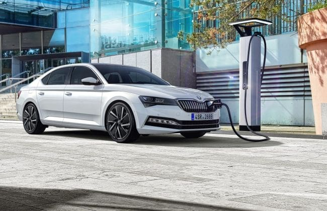 Skoda's Electrified Car Division Coined 'iV,' First Model In India Might Come In 2020