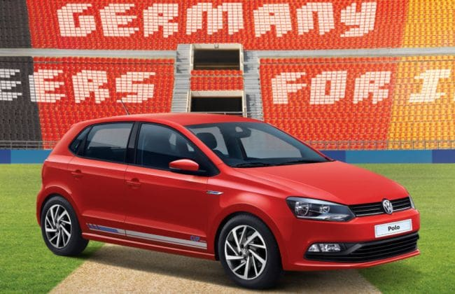 volkswagen celebrates 2019 cricket world cup with launch. Black Bedroom Furniture Sets. Home Design Ideas
