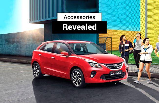 Toyota Glanza Accessories Revealed Automobile Nyoooz