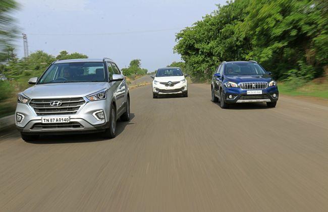 Hyundai Creta Commands Highest Waiting Period Among Compact SUVs In June