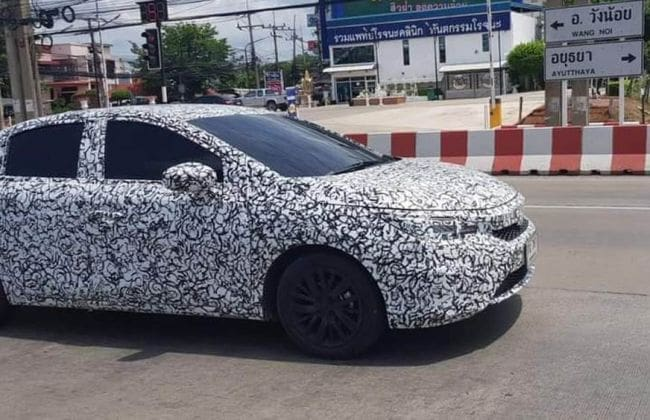 This Is The Next-Gen Honda City!