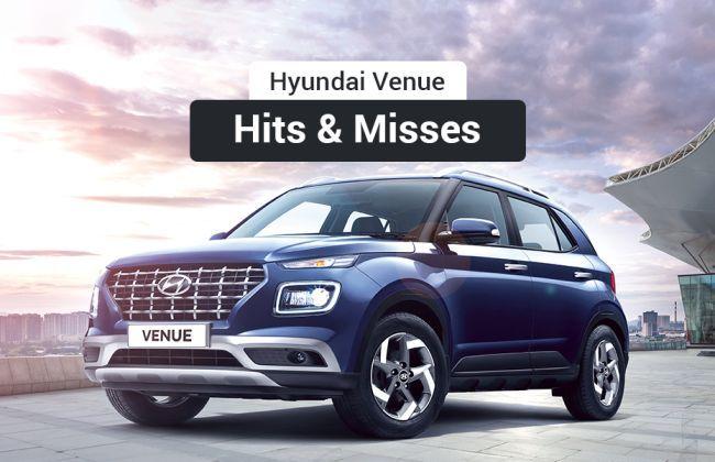 Hyundai Venue: Hits & Misses | CarDekho com