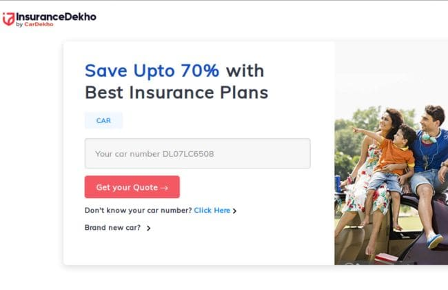 CarDekho forays into insurance segment by launching InsuranceDekho