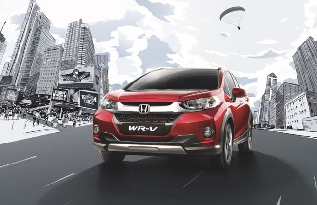 Honda WR-V: Packed With Possibilities