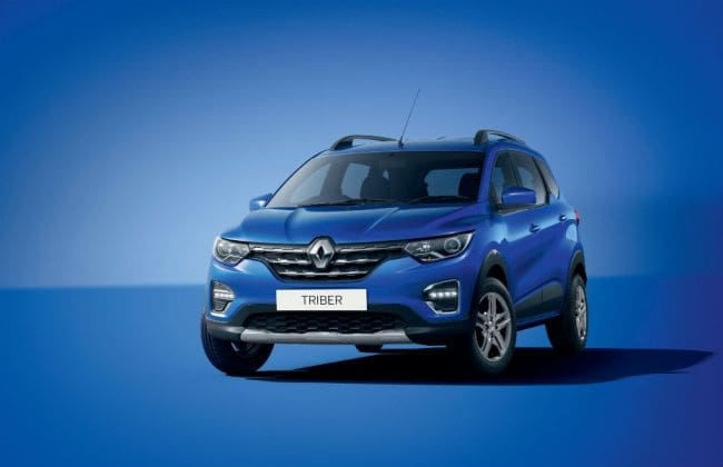 Car And Home Insurance >> Renault Triber Could Get Same Colour Options As The Kwid | CarDekho.com