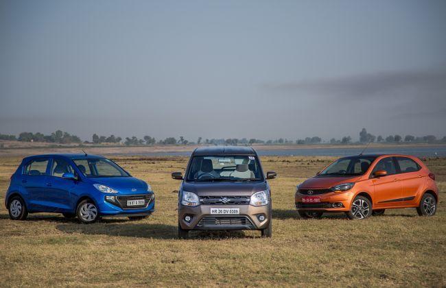Is The Maruti WagonR More Frugal Than Hyundai Santro And Tata Tiago?
