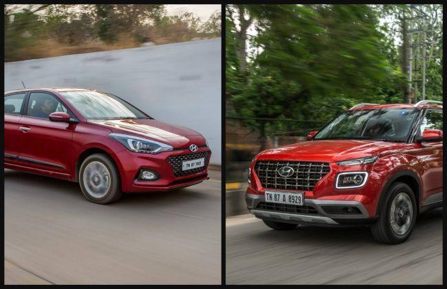 Hyundai Venue vs Hyundai Elite i20: Diesel Variant Performance & Mileage Compared