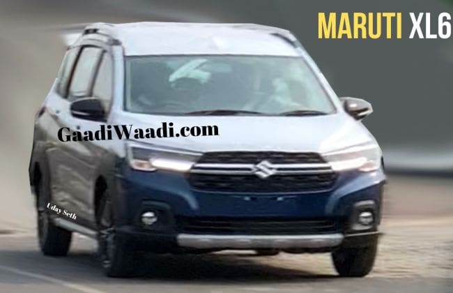 Maruti Suzuki Ertiga Cross To Be Called Xl6 Launch On August 21