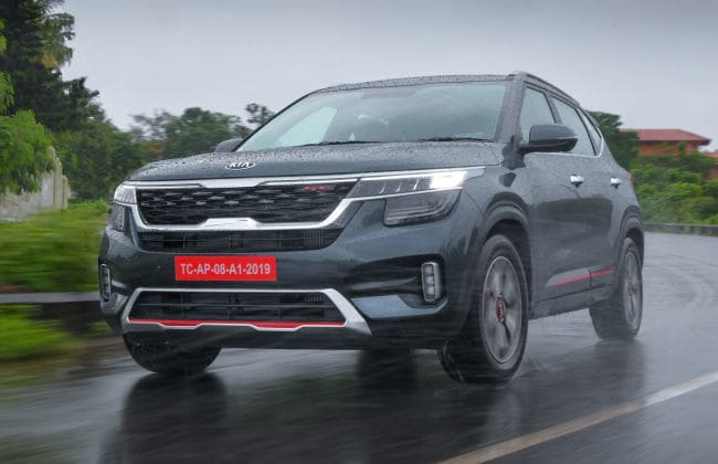 Compare Car Specs >> Kia Seltos To Offer Fully Loaded GTX+ Petrol-Automatic ...