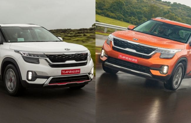 Kia Seltos GT Line vs HT Line In Pictures: Which One To Pick?