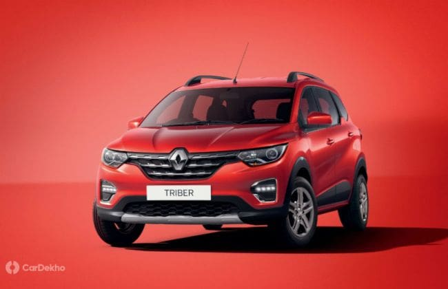 Renault Triber Bookings To Begin From 17 August, Launch On 28 August