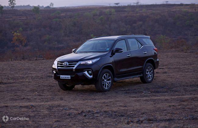 Toyota Fortuner, Innova Crysta To Retain Diesel Engines In BS6 Era