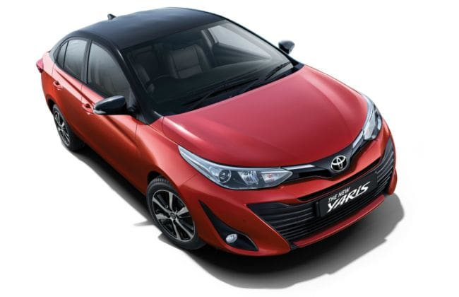 Toyota Yaris Gets More Affordable, Now Starts At Rs 8.65 Lakh
