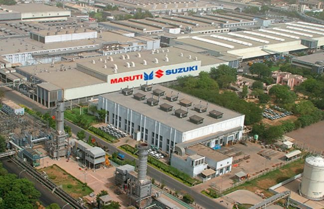 Maruti To Halt Production For Two Days At Gurgaon, Manesar Plants