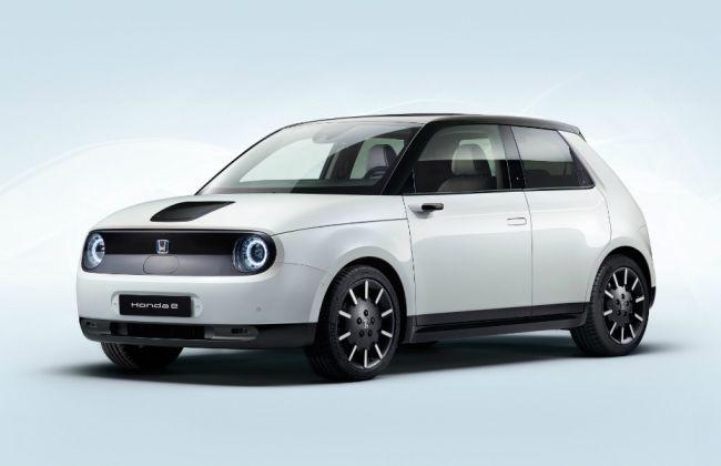 Honda e Production-spec EV Revealed With Over 200km Of Claimed Range
