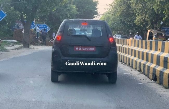 Premium Version Of Maruti Wagon R Spied; Likely To Be A Nexa Offering