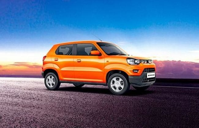 Maruti S-Presso Launch Tomorrow