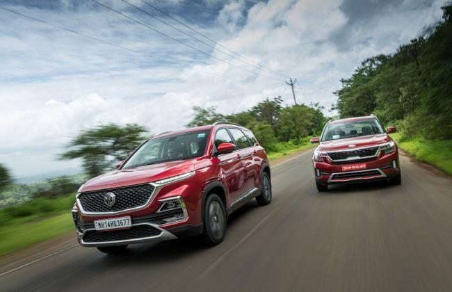 Ford To Launch Kia Sletos, MG Hector Rivals & An MPV With Mahindra JV