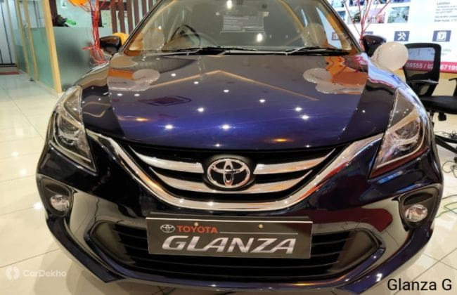Toyota Glanza Gets More Affordable, G MT Variant Launched At Rs 6.98 Lakh