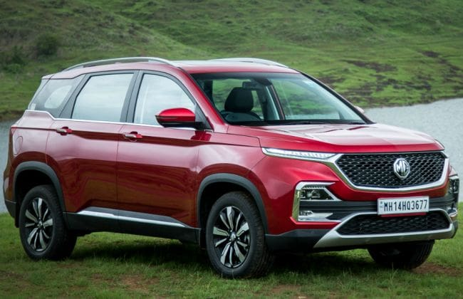 MG Hector 1.5-Litre Petrol Hybrid Manual Mileage: Real Vs Claimed