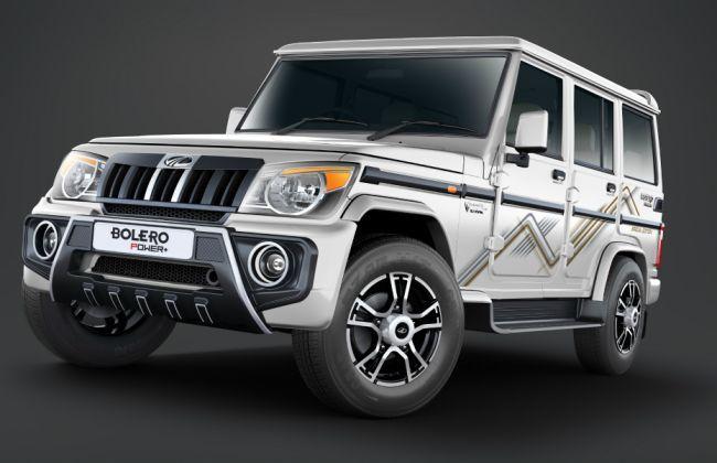 Mahindra Launches Bolero Power+ Special Edition
