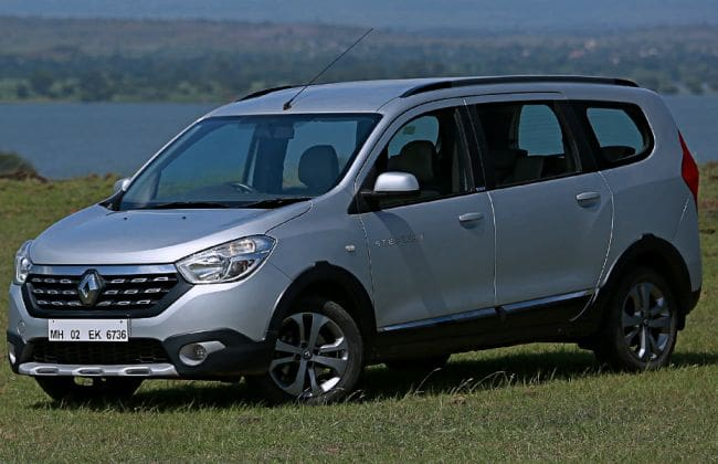 Renault Diwali Offers: Save Up To Rs 2 Lakh On Lodgy & More