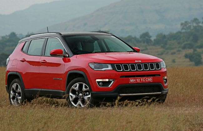 Jeep Offers Benefits Up To Rs 1.5 Lakh On Compass This Diwali