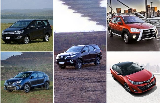 Toyota Diwali Offers: Savings On Corolla Altis, Fortuner, Glanza, And More