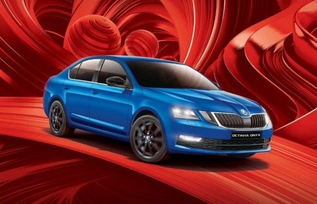 Skoda Octavia Onyx Launched; Priced From Rs 19.99 Lakh